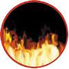 Стена пламени